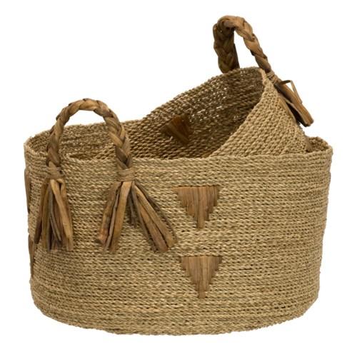 Sonora Nesting Baskets, Set of 2