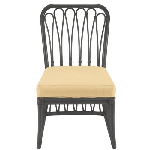 Sona Side Chair in Clove