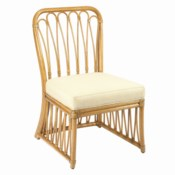 Sona Side Chair in Nutmeg