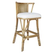 Soren Bar Stool in Nutmeg