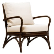 Soren Occasional Chair in Clove