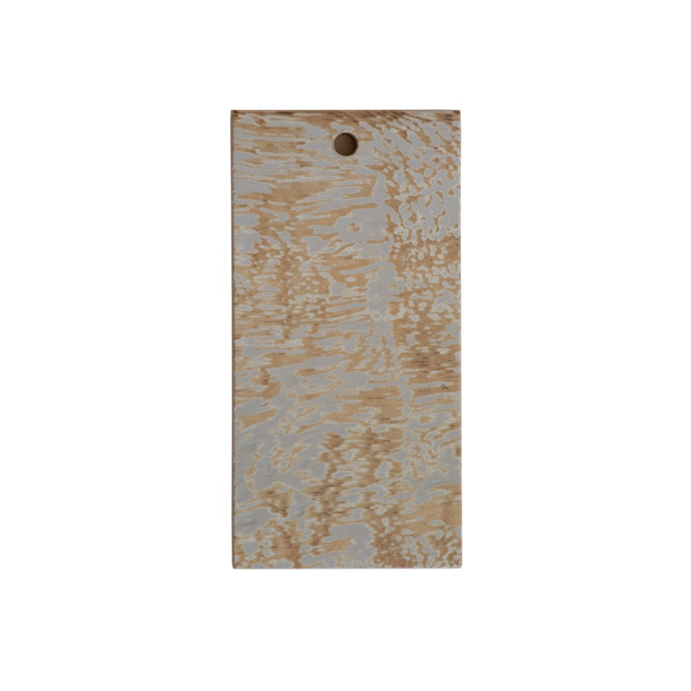 Mango Wood Sample in Greywash