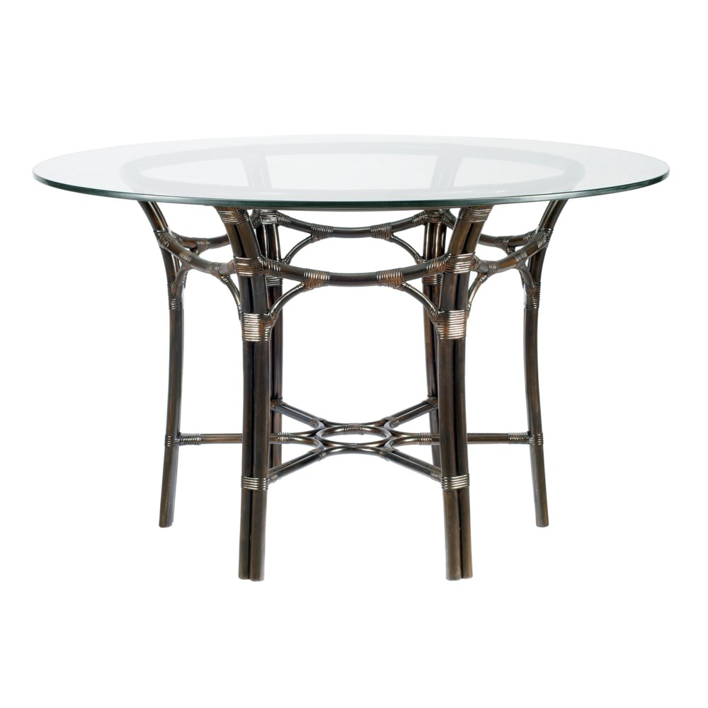 Taylor Dining Table Base in Clove