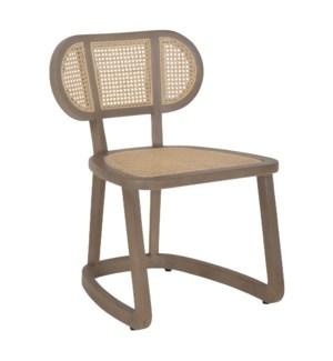 Stockholm Side Chair in Porcini