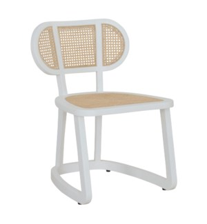 Stockholm Side Chair in White
