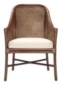 Tivoli Arm Chair in Cinnamon