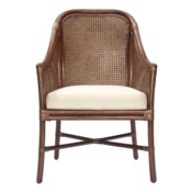 Tivoli Arm Chair in Cinnamon