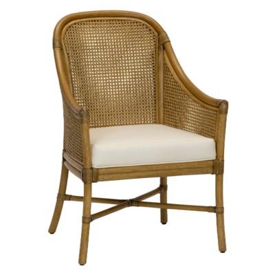 Tivoli Arm Chair in Nutmeg