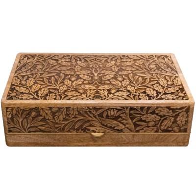 Acorn Box in Natural