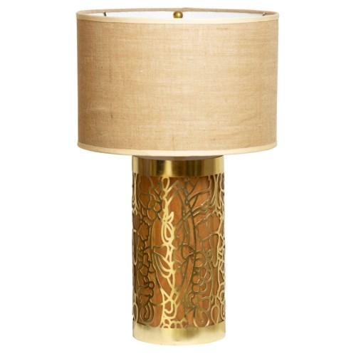 Daffodil Lamp in Natural