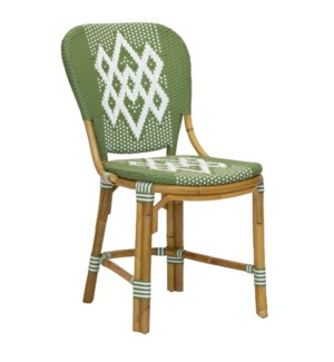 Hekla Side Chair in Green
