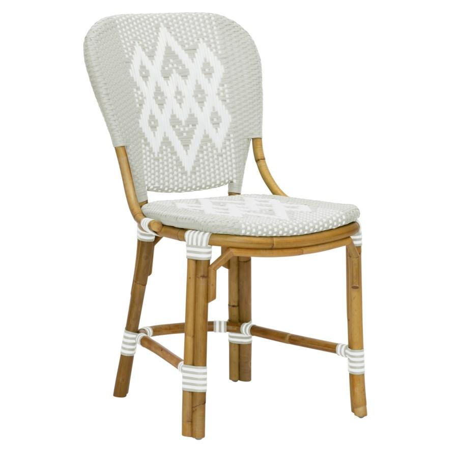 Hekla Side Chair in Grey