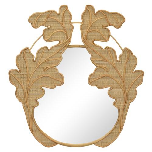 Hyacinth Mirror