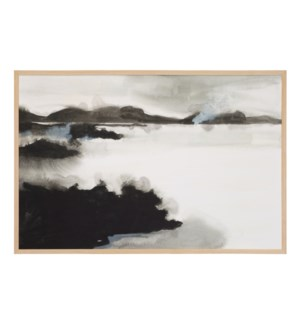 Icelandic Landscape, Water (Large)
