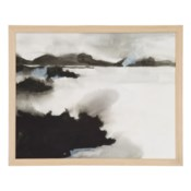 Icelandic Landscape, Water (Small)