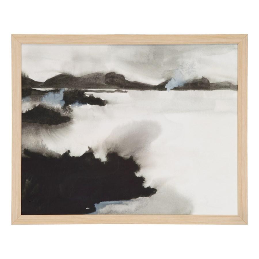 Icelandic Landscape, Water (Small)
