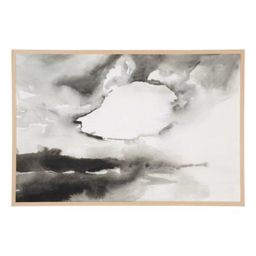 Icelandic Landscape, Wind (Large)