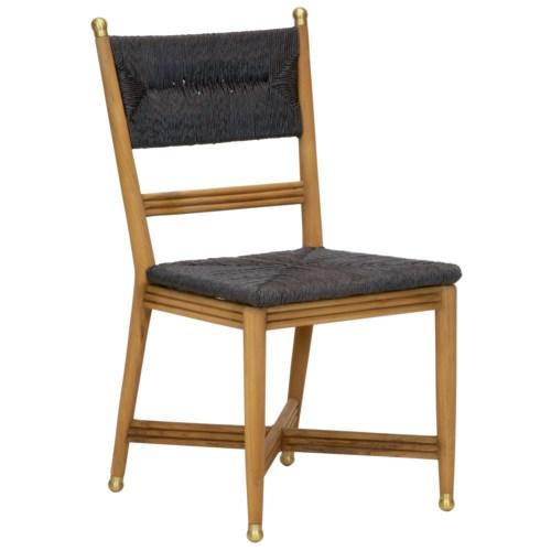 Kelmscott Side Chair in Black