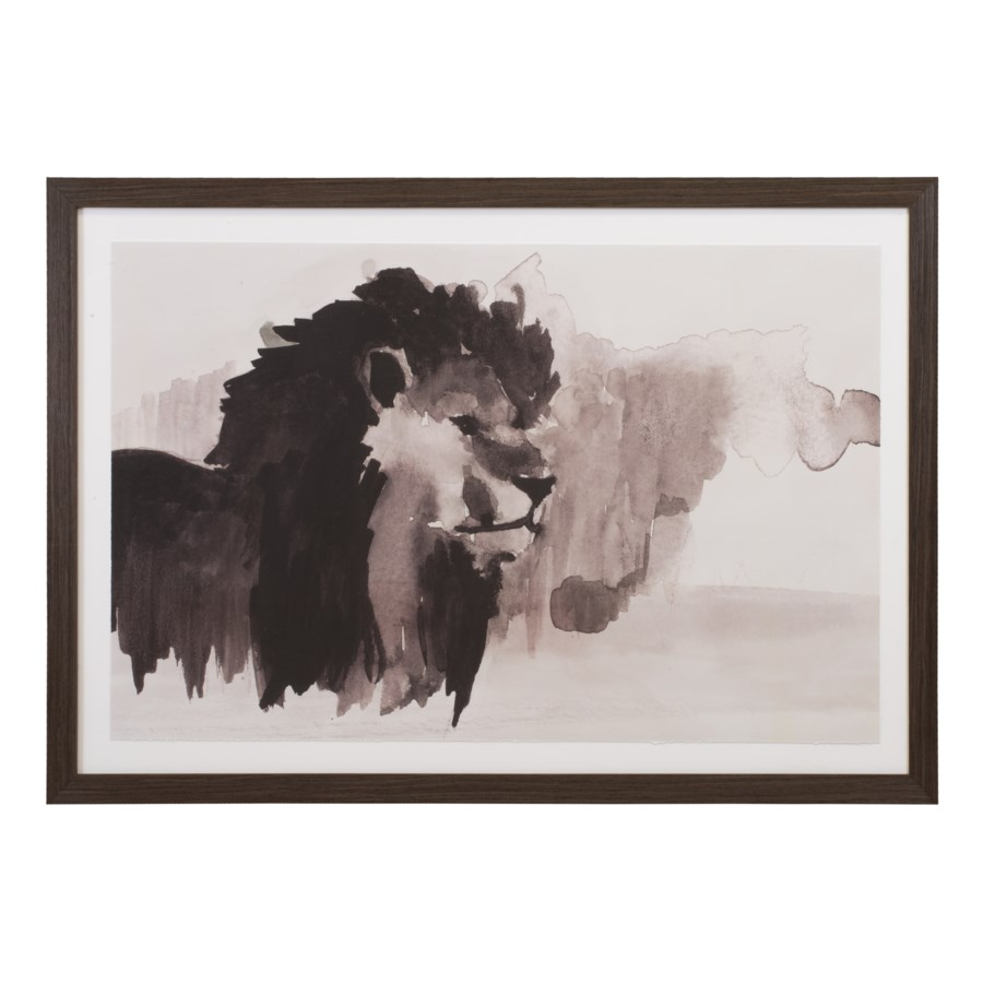 Lion in Neutral