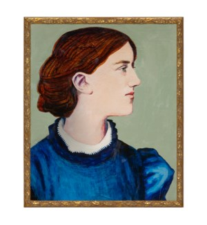May Morris Portrait