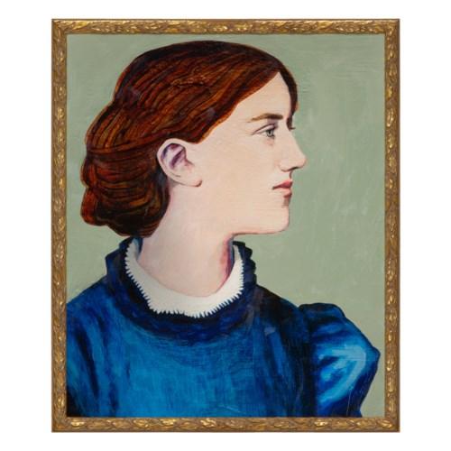 May Morris Portrait