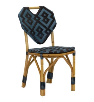 Orkney Side Chair in Black