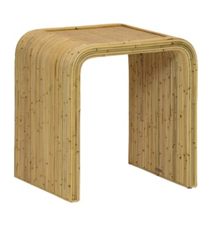 Yosemite Falls Side Table in Natural