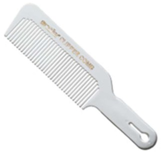 ANDIS CLIPPER COMB - WHITE