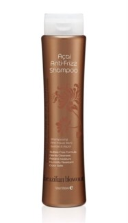 BRAZILIAN BLOWOUT ANTI-FRIZZ SHAMPOO 12OZ