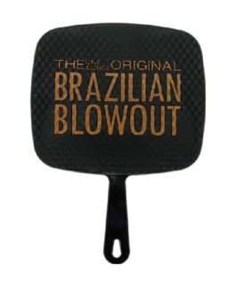 BRAZILIAN BLOWOUT HANDHELD MIRROR