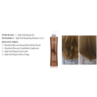BRAZILIAN BLOWOUT SPLIT END KIT