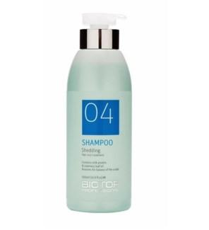 BIOTOP 04 SHEDDING SHAMPOO - HAIR LOSS 500ML