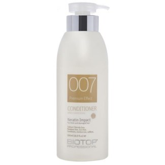 BIOTOP 007  KERATIN IMPACT CONDITIONER 500ML
