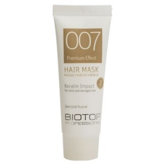 BIOTOP 007  KERATIN IMPACT MASK TUBE 20ML
