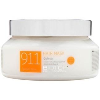 BIOTOP 911  QUINOA HAIR MASK 350ML