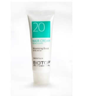 BIOTOP 20 VOLUMIZING BOOST HAIR CREAM - SAMPLE - 20ML
