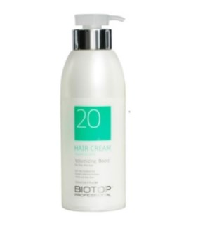 BIOTOP 20 VOLUMIZING BOOST HAIR CREAM 500ML