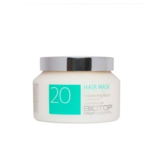 BIOTOP 20 VOLUMIZING BOOST HAIR MASK 550ML
