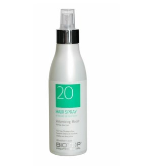 BIOTOP 20 VOLUMIZING BOOST HAIR SPRAY 250ML