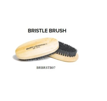 BRAVE AND BEARDED BRISTLE BRUSH