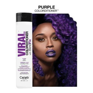 CL VIRAL PURPLE COLORDITIONER 244ML / 8.25OZ