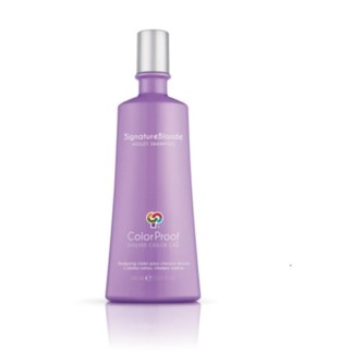 COLORPROOF SIGNATURE BLONDE VIOLET SHAMPOO 10.1OZ