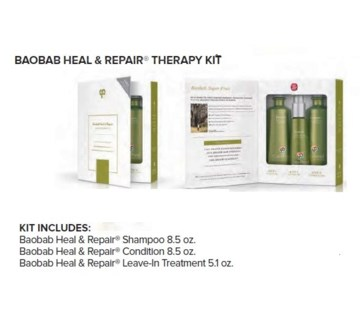 COLORPROOF BAOBAB HEAL & REPAIR THERAPY KIT//SO'18