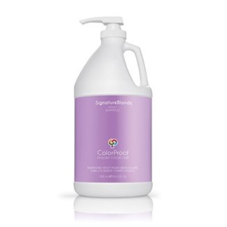 COLORPROOF SIGNATURE BLONDE VIOLET SHAMPOO 64OZ