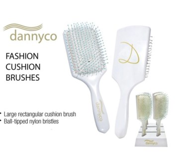DA FASHION CUSHION BRUSH 6PC/DISPLAY - DREAMSCAPE