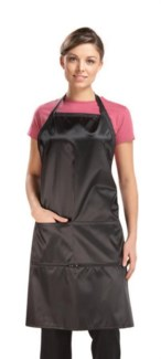 DA ZIPPER POCKET APRON