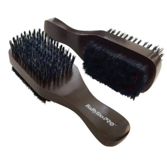 DA BP TWO-SIDED CLUB BRUSH (OFF. BARBER TOOLS)