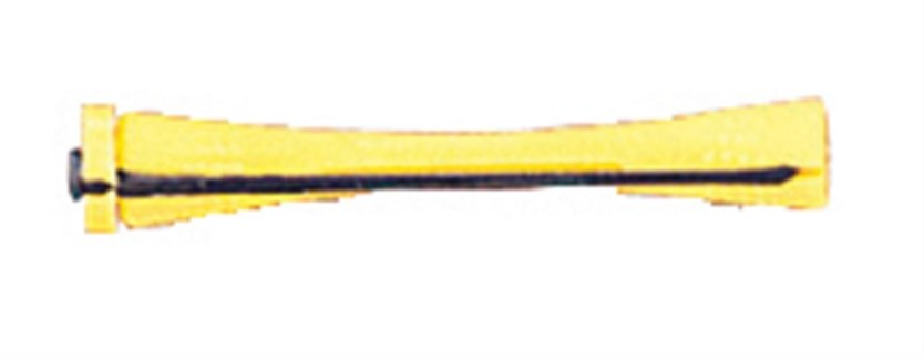 COLD WAVE ROD SHORT YELLOW/DOZEN