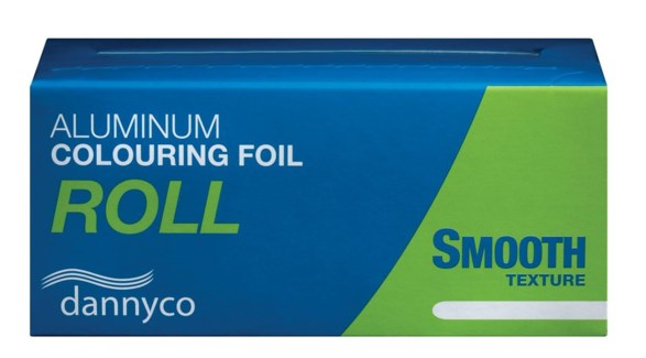 DANNYCO 2.2LB SILVER FOIL - LIGHT - 690FT