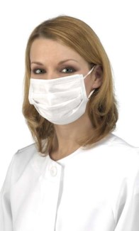 DA DISPOSABLE MASKS 100/BOX